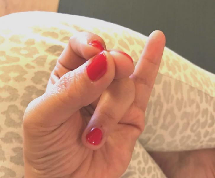 fingeryoga