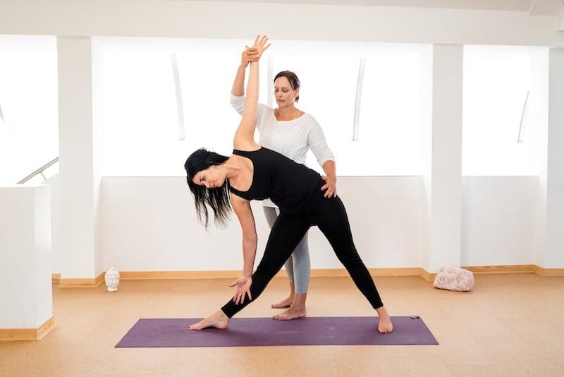 sunita -ehlers - Yogalehrerin