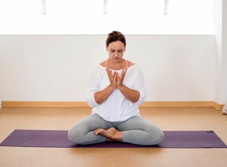 meditation, ruhe, loslassen