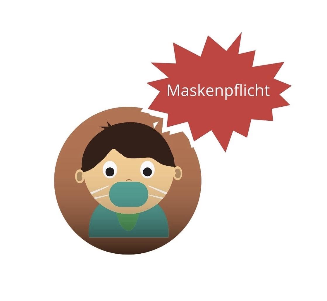 Maske-homeschooling-corona-pandemie-blog